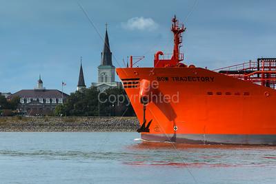 Maritime Photographer Lower Mississippi River