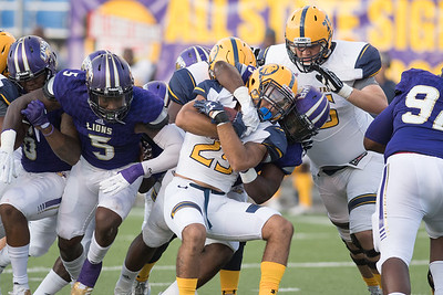 UNA Football vs. Texas A&M Commerce 2017