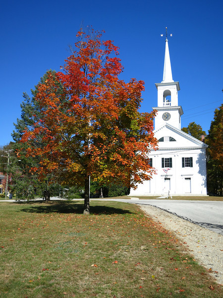 Francestown Meeting House