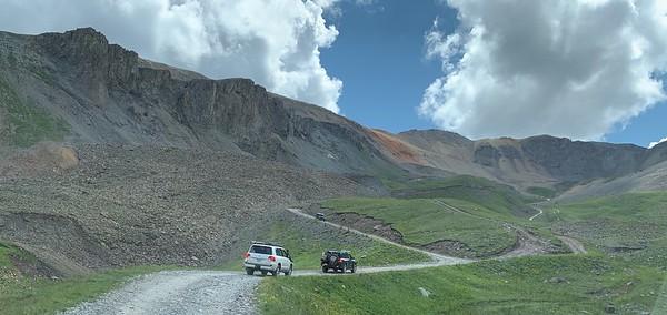 Ouray, CO - Imogene Pass