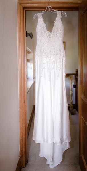 Tam & Giles Wedding - Getting Ready
