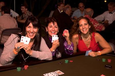 Casino Night at the Cardone's