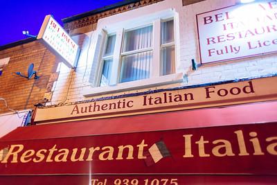 Bel Paese Italian, Nottingham