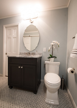 Ginger Blu Design- Bathroom Renovations