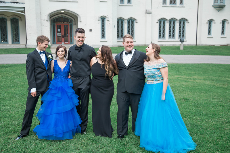 Brooklyn and Friends Prom 2017