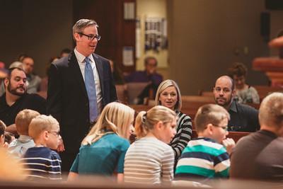 10-22-17 Rabbi teaches pillars of Judaism