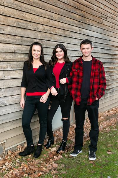 December 8, 2018 - Reyes Family