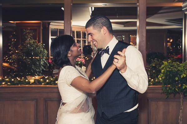 Nadisha & Chris / Oxnard, CA Wedding