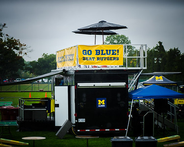 Michigan Alumni Tailgate