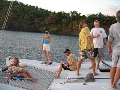 01-20-07 thru 01-27-07 Isla Secas Panama, Elan, Hibiscus