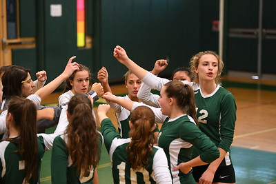 MONTVILLE Jr Varsity Volleyball 2017