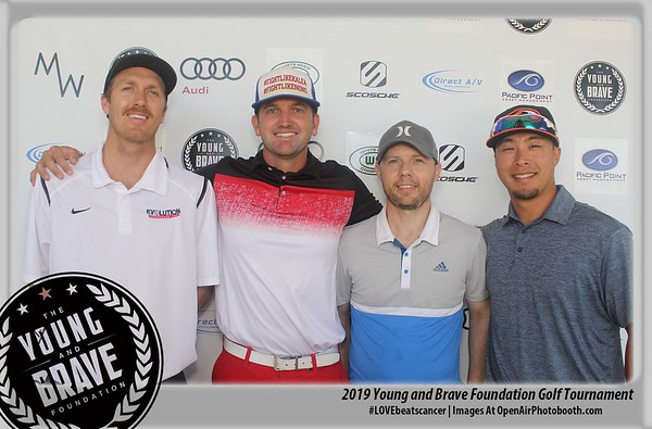 9-23-2019 Young and Brave Foundation's 2019 Golf Tournament