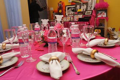 Brenda's SPA Party - Dec. 15, 2013