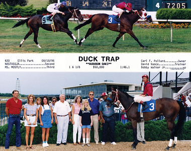 DUCK TRAP - 8/18/1996