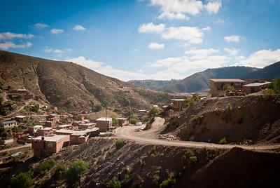 Mountain Biking Around Sucre