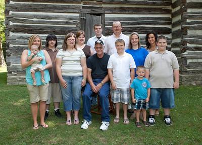 Everett Ford Family
