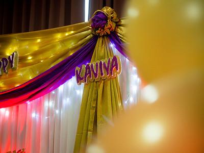 Kaviya's 1st Birthday Party