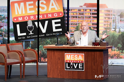 Mesa Morning Live August 2018