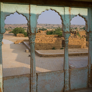 Kuldhara - Abandoned Village
