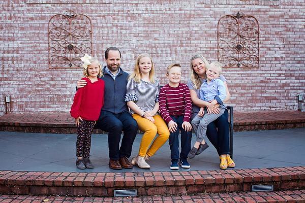 Yarrington Family: 2019