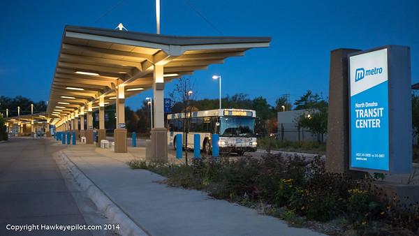 North Omaha Transit Center