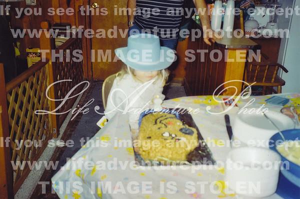 Nicole Birthday Party 2000