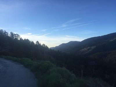 Mount Peltier, East Lightening Ridge, and Jackass Flat Peak