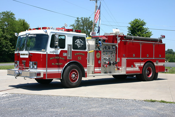 Company 50 - Back Creek Valley Fire Department