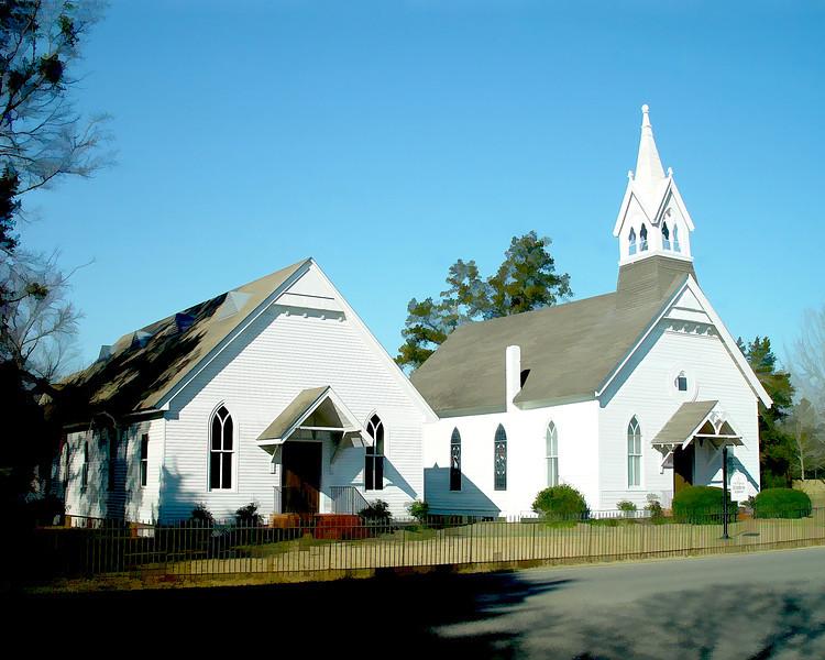 Faunsdale Presbyterian Church