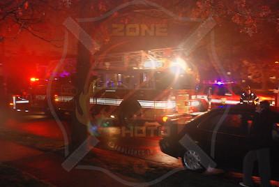South Farmingdale F.D. Attic Fire 107 Lincoln St. 11/25/09