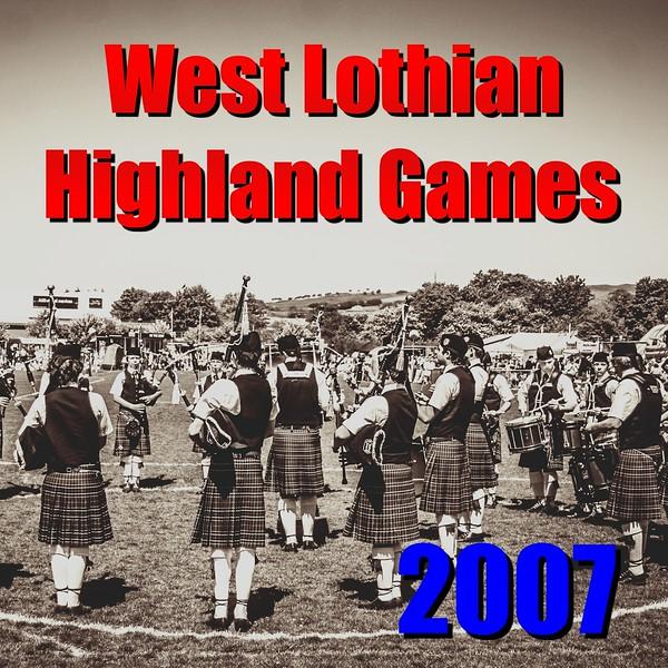 2007 Bathgate & West Lothian Highland Games