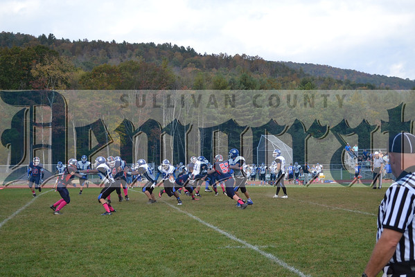 TriValley-Rondout Football