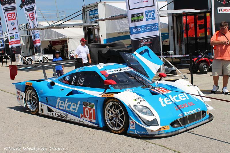 P-Chip Ganassi Racing Riley DP-Ford EcoBoost