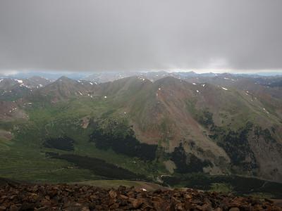 Mount Elbert (14433') 8.10.08