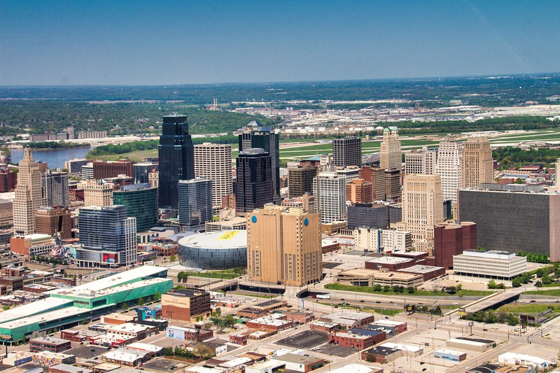 Kansas City, MO Downtown