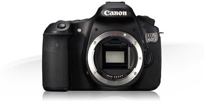 Gemodificeerde Canon 60D