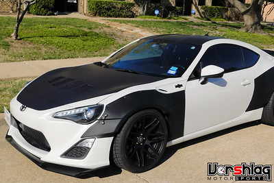 Jimmie Boeck's 2015 Widebody FR-S