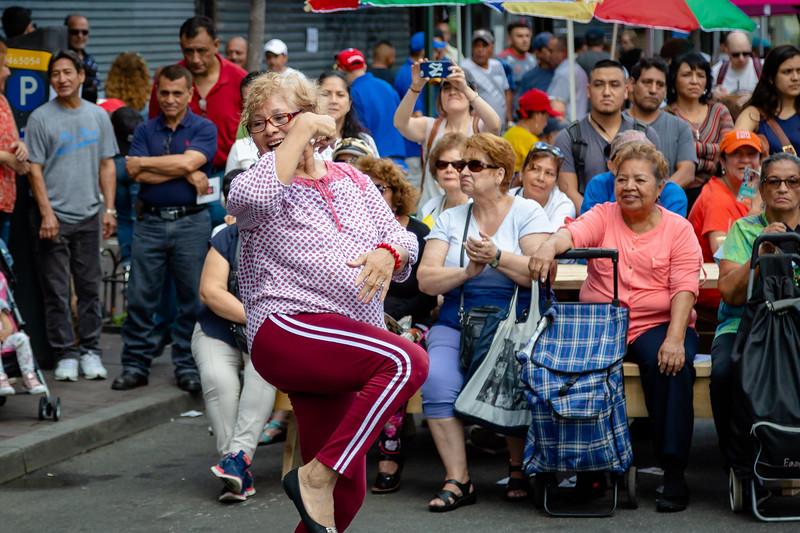 2018_09_15, New York, NY, Viva La Comida