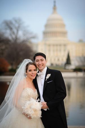 Olivia and Brent - Washington D.C. Willard Wedding