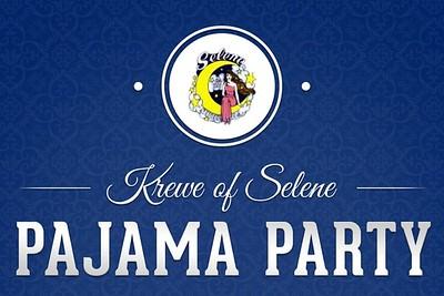 Krewe of Selene PJ Party 12/5/14