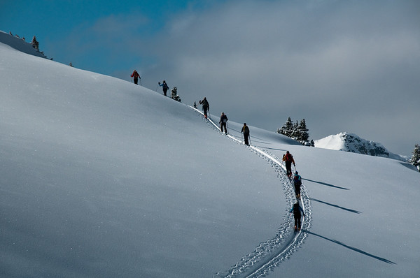 Best Of Ski Touring