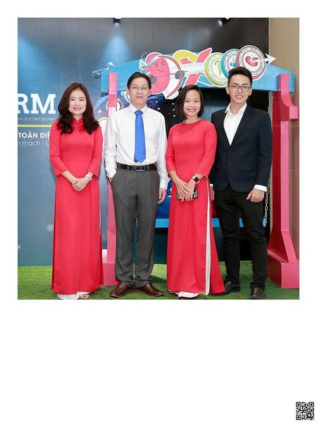 Astra Zeneca Vietnam | Hội thảo khoa h�c tại KS Vinpearl Can Tho | instant print photo booth for event in Can Tho | Can Tho Photo Booth