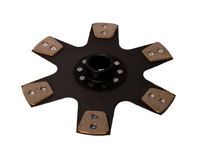 SAME LASER TIGER 14 INCH 24T BRONZE CLUTCH DISC