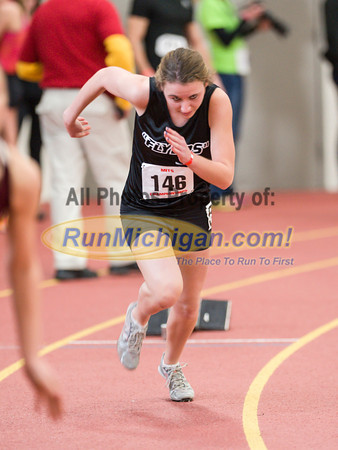 Girls' 400 Meters - 2014 MITS State Meet