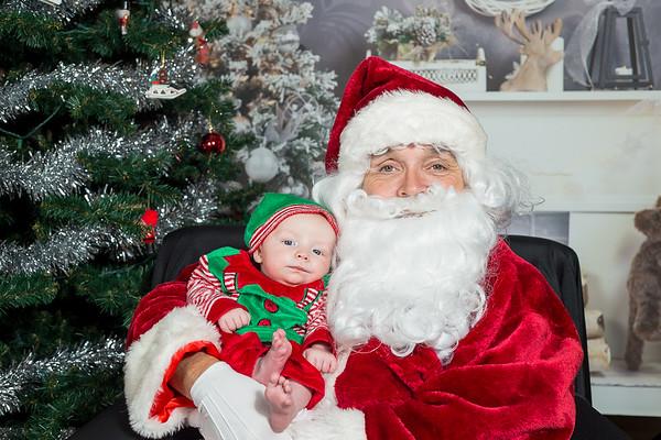Santa Photo's 2018