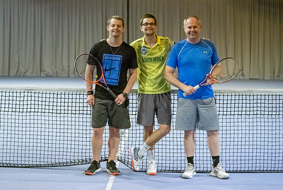 Tennis Exhibition in Sankt Wolfgang 2019 May