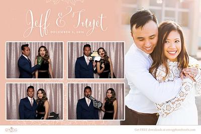 Jeff & Tuyet (prints)