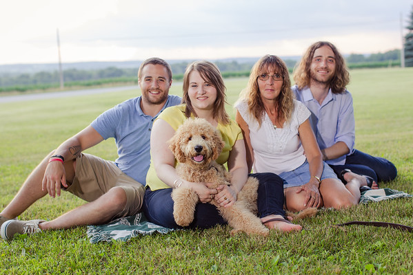 Leohnard Family 2016