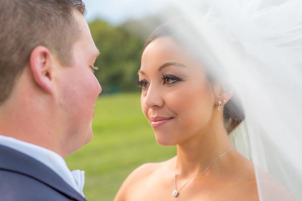 Rachel and Frank Wedding