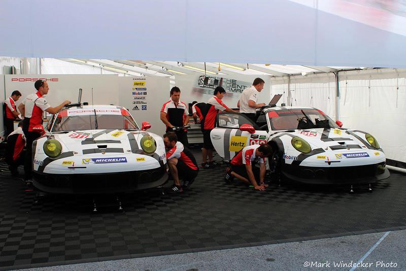 GTLM-Porsche North America Porsche 911 RSR